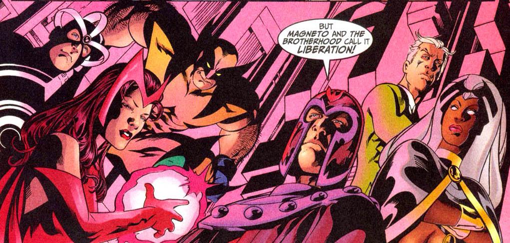 Brotherhood of Mutants (Earth-110)