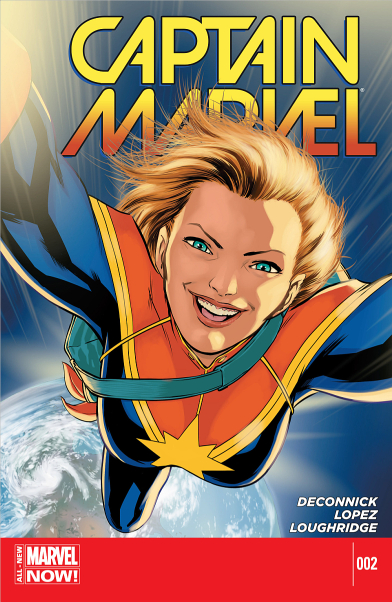 Captain Marvel Vol 8 2