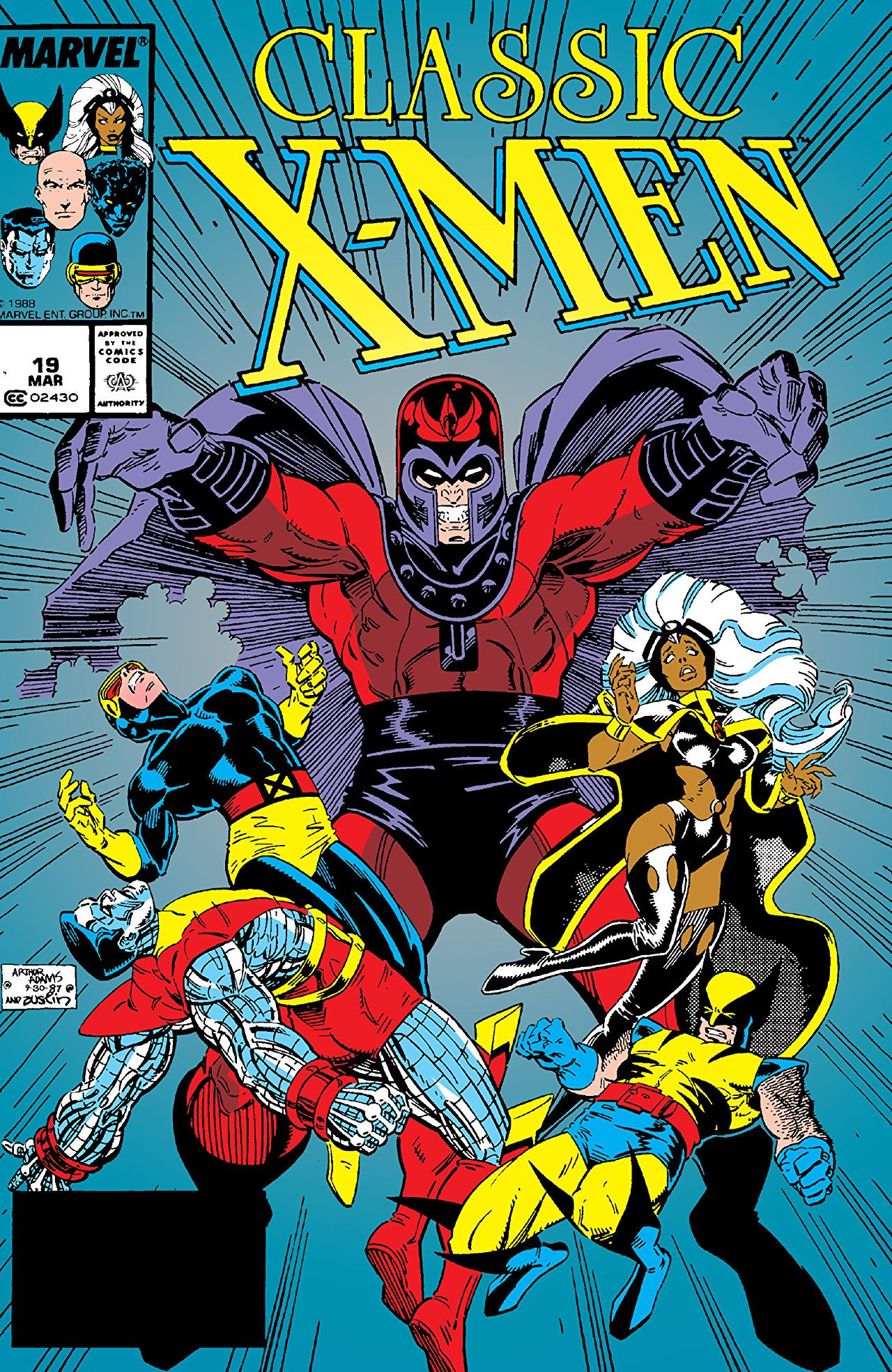 Classic X-Men Vol 1 19