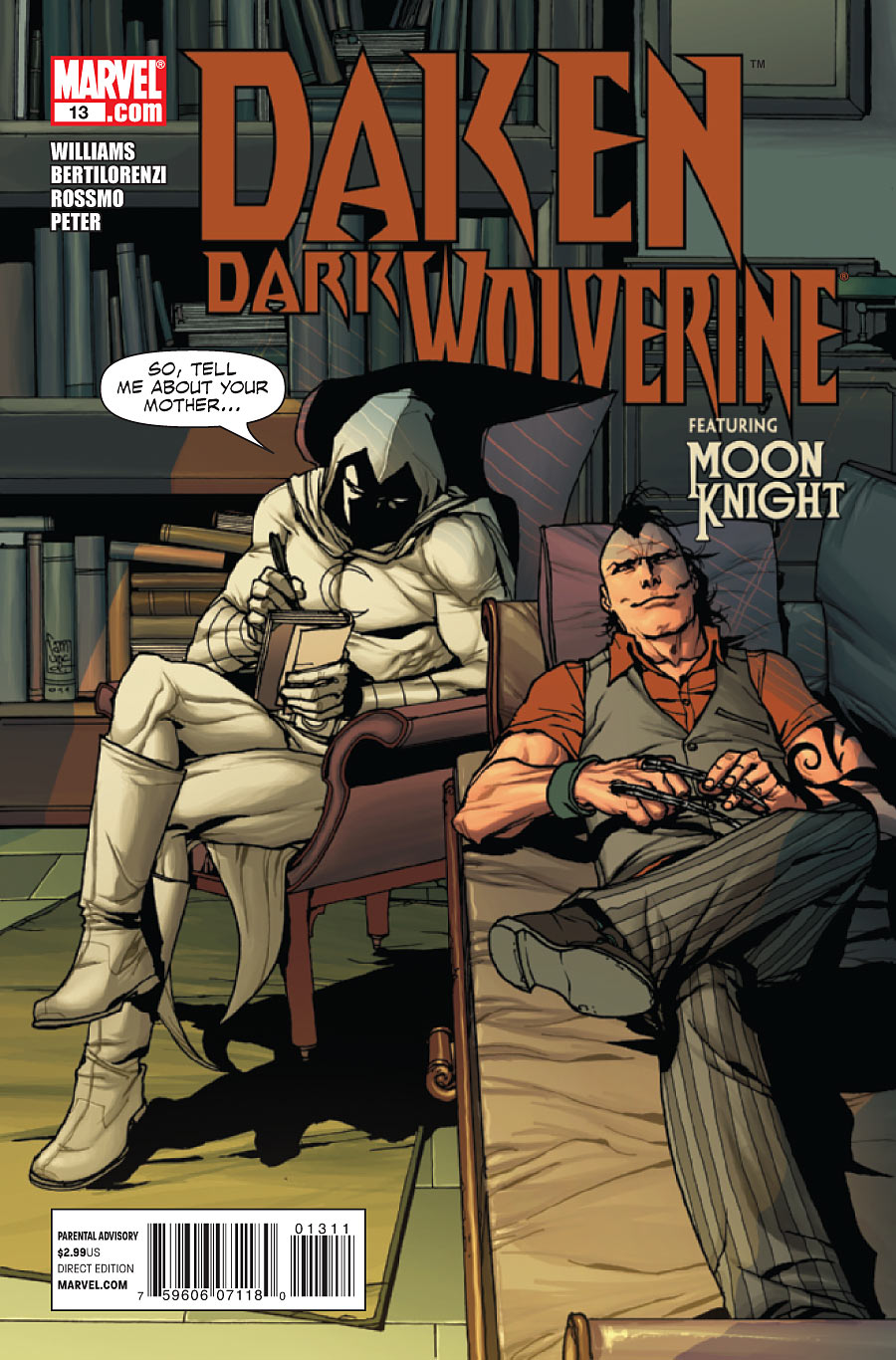 Daken: Dark Wolverine Vol 1 13