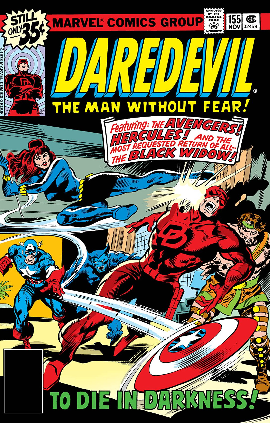 Daredevil Vol 1 155