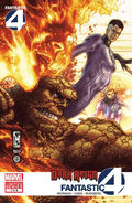 Dark Reign Fantastic Four Vol 1 1