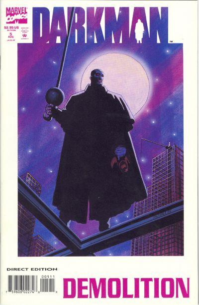 Darkman Vol 2 5