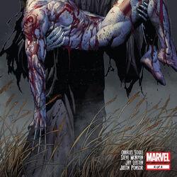 Death of Wolverine Vol 1 4