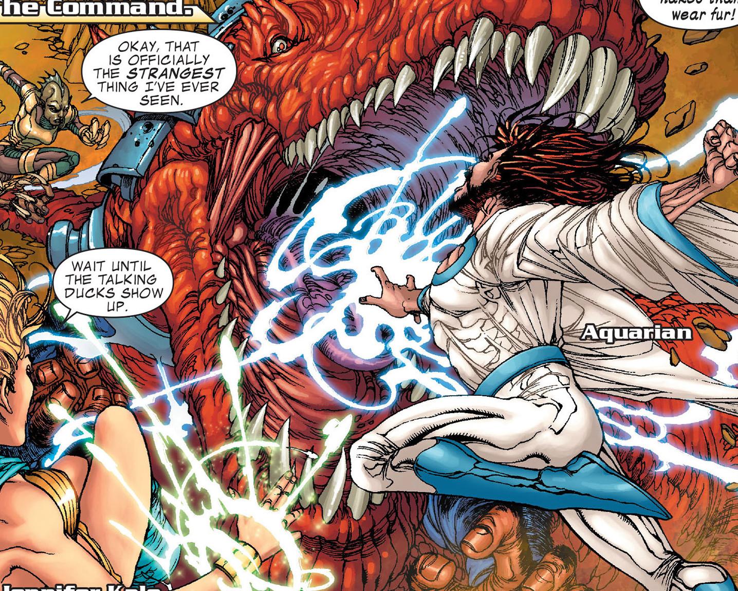 Devil Dinosaur (Skrull) (Earth-616)
