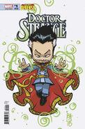 Doctor Strange The Best Defense Vol 1 1 Young Variant