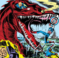 Dragon of Death from Captain America Comics Vol 1 5 001.jpg