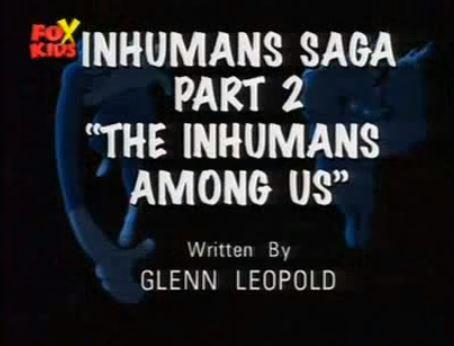 Fantastic Four (1994 animated series) Season 2 3