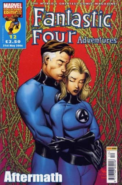 Fantastic Four Adventures Vol 1 12