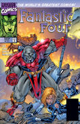 Fantastic Four Vol 2 11