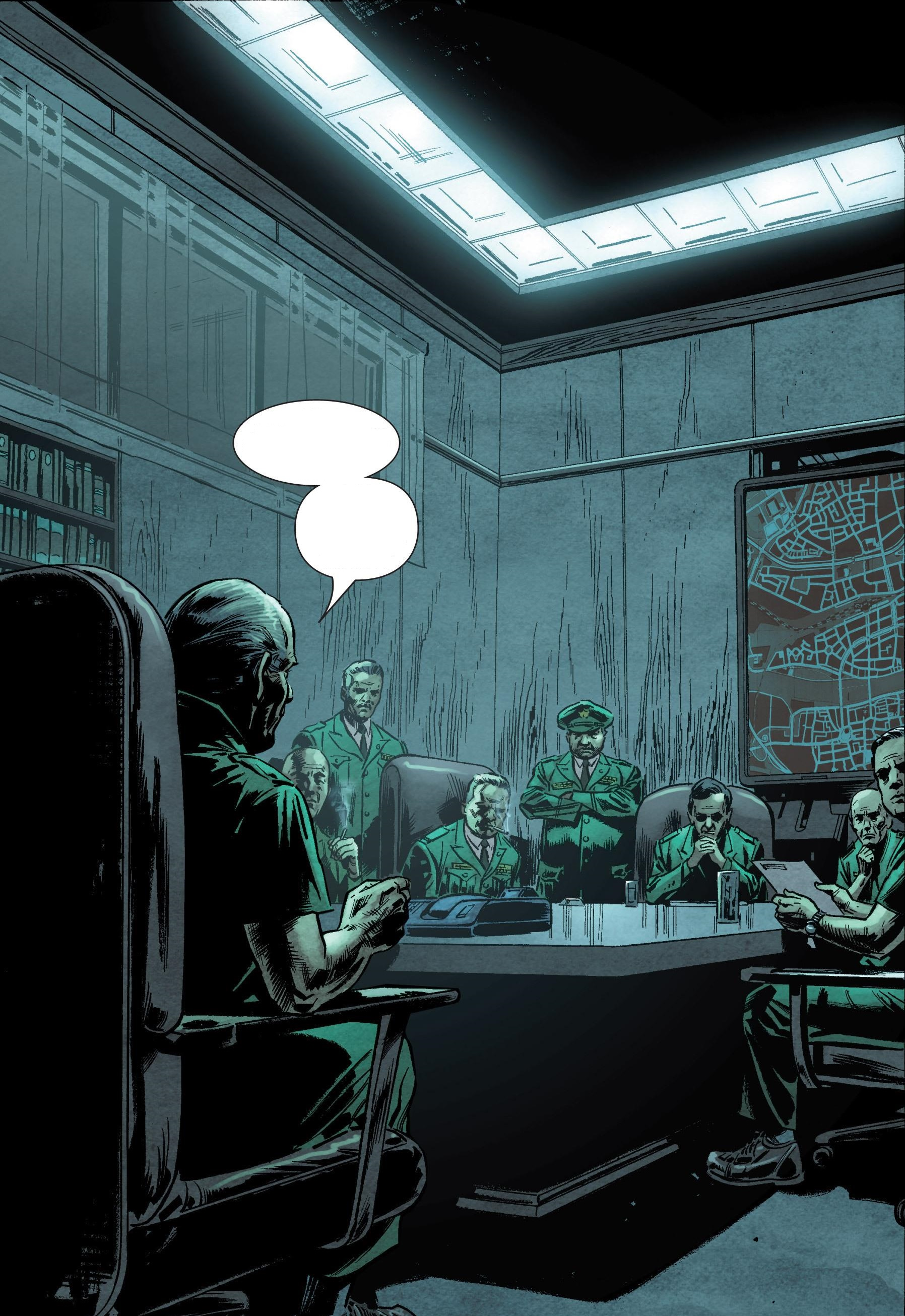 Generals (Earth-200111)/Gallery