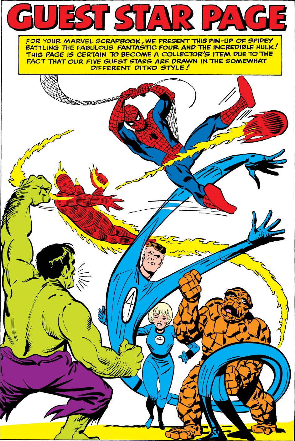 Guest Star Pin-Up from Amazing Spider-Man Annual Vol 1 1.jpg