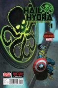 Hail Hydra Vol 1 1