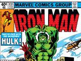 Iron Man Vol 1 131