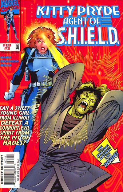 Kitty Pryde: Agent of S.H.I.E.L.D. Vol 1 3
