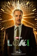 Loki (TV series) poster 004