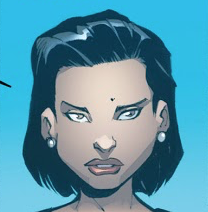Marla Rodriguez (Earth-616)