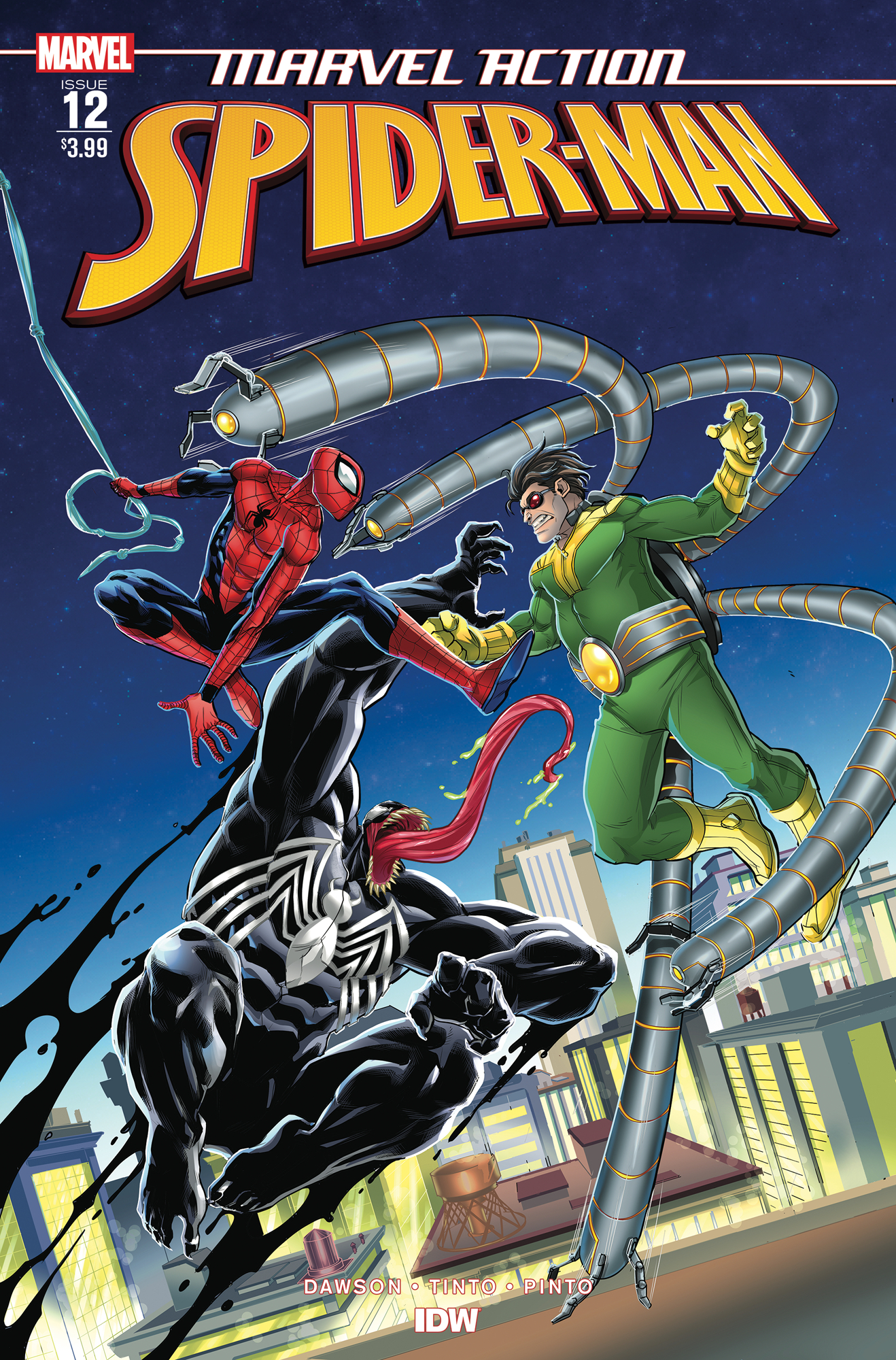 Marvel Action: Spider-Man Vol 1 12