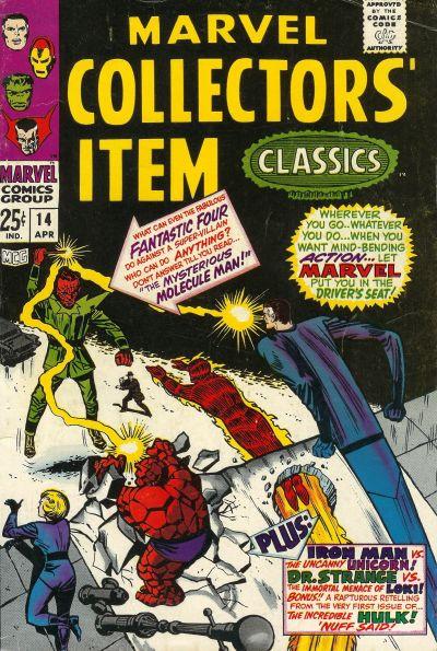 Marvel Collectors' Item Classics Vol 1 14