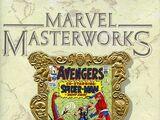Marvel Masterworks: Avengers Vol 1 2