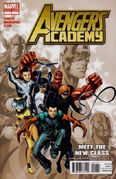 Marvel Must Have Avengers Academy Vol 1 1