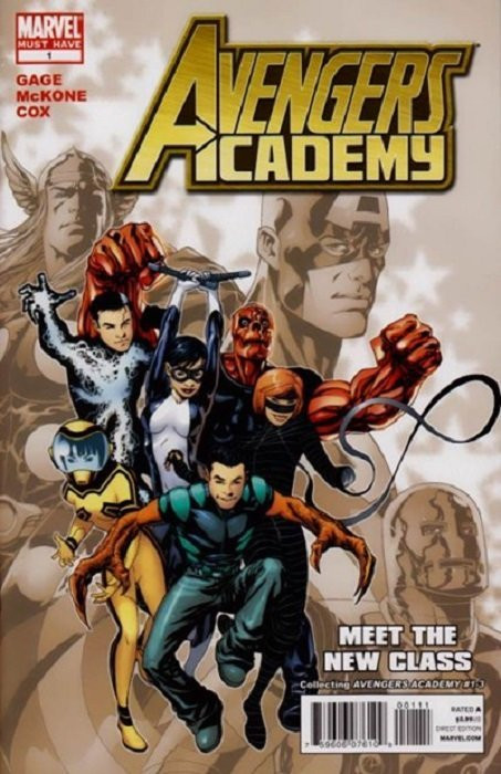 Marvel Must Have: Avengers Academy Vol 1 1