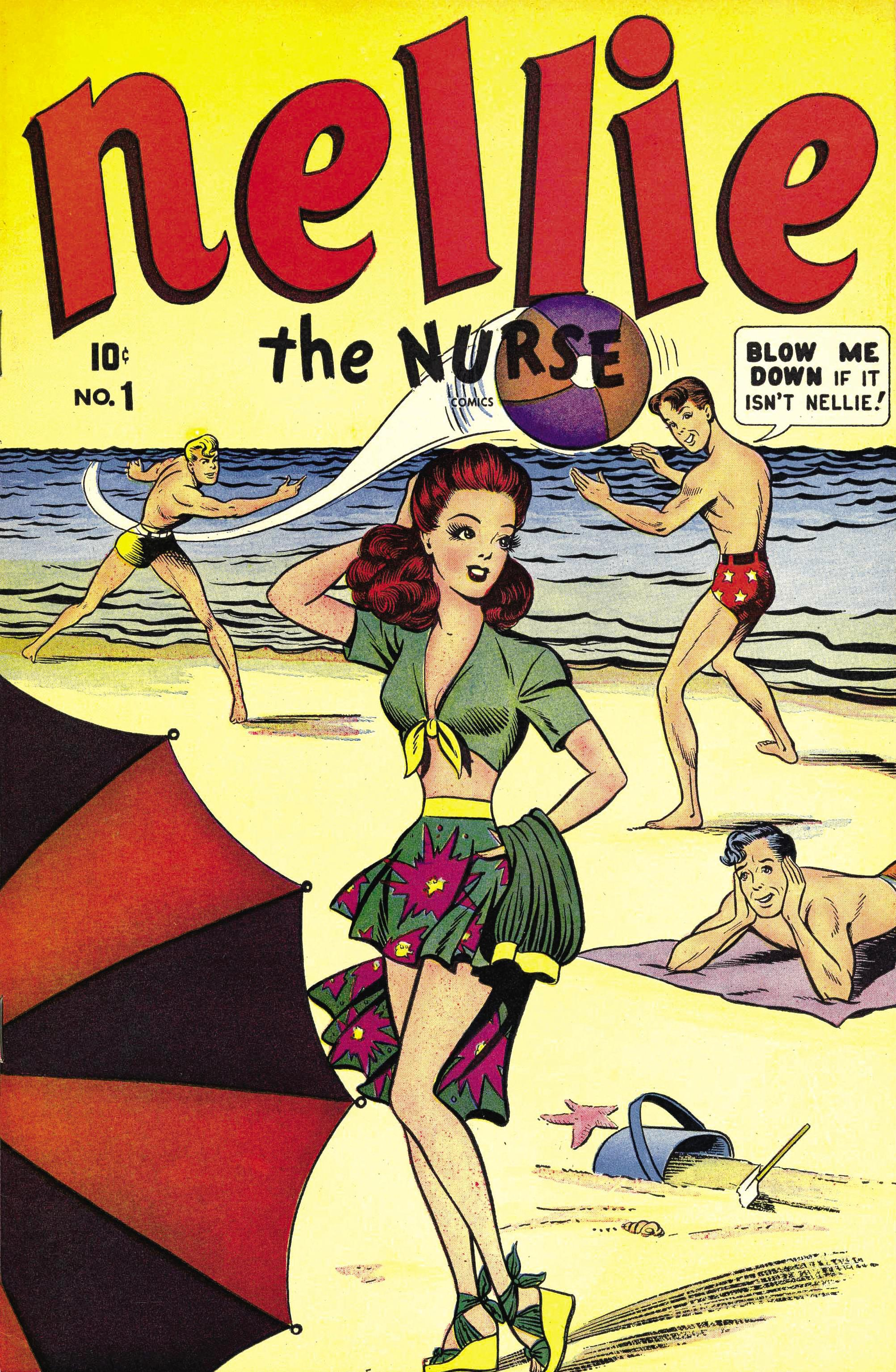 Nellie the Nurse Vol 1 1