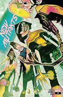 New Mutants Vol 4 9