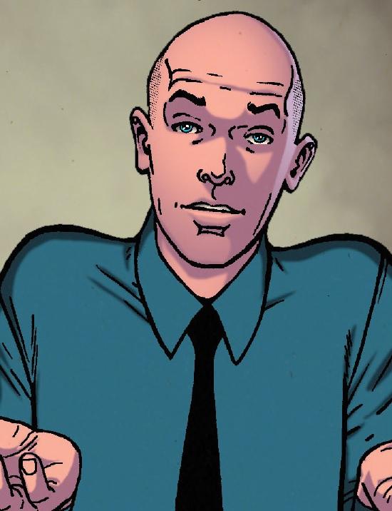 Paul Scheer (Earth-616)