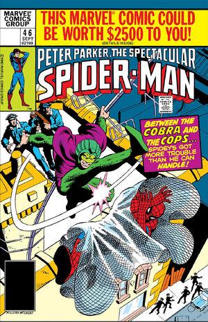 Peter Parker, The Spectacular Spider-Man Vol 1 46.jpg