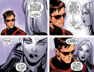Scott Summers (Earth-616) and Emma Frost (Earth-616) from Uncanny X-Men Vol 3 32 001