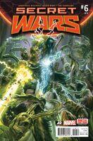 Secret Wars Vol 1 6