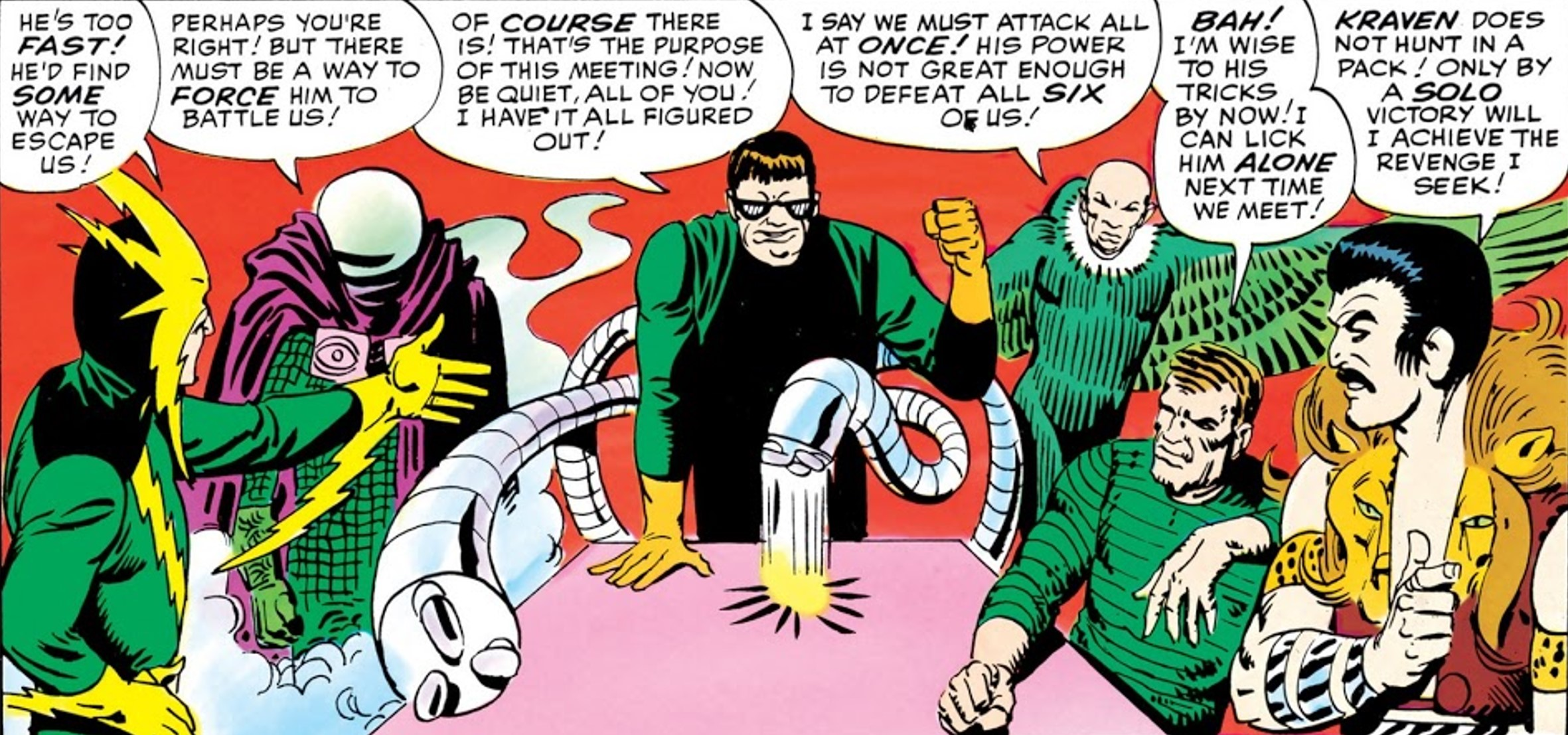 Sinister Six (Earth-616) from Amazing Spider-Man Annual Vol 1 1 0001.jpg