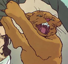 Skeeter (Cat) (Earth-616)
