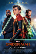Spider-Man Far From Home poster 011