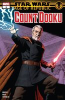 Star Wars Age of Republic - Count Dooku Vol 1 1