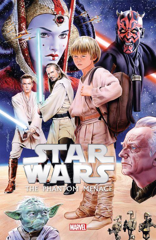 Star Wars: Episode I - The Phantom Menace Vol 1 1