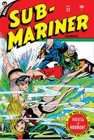 Sub-Mariner Comics Vol 1 22