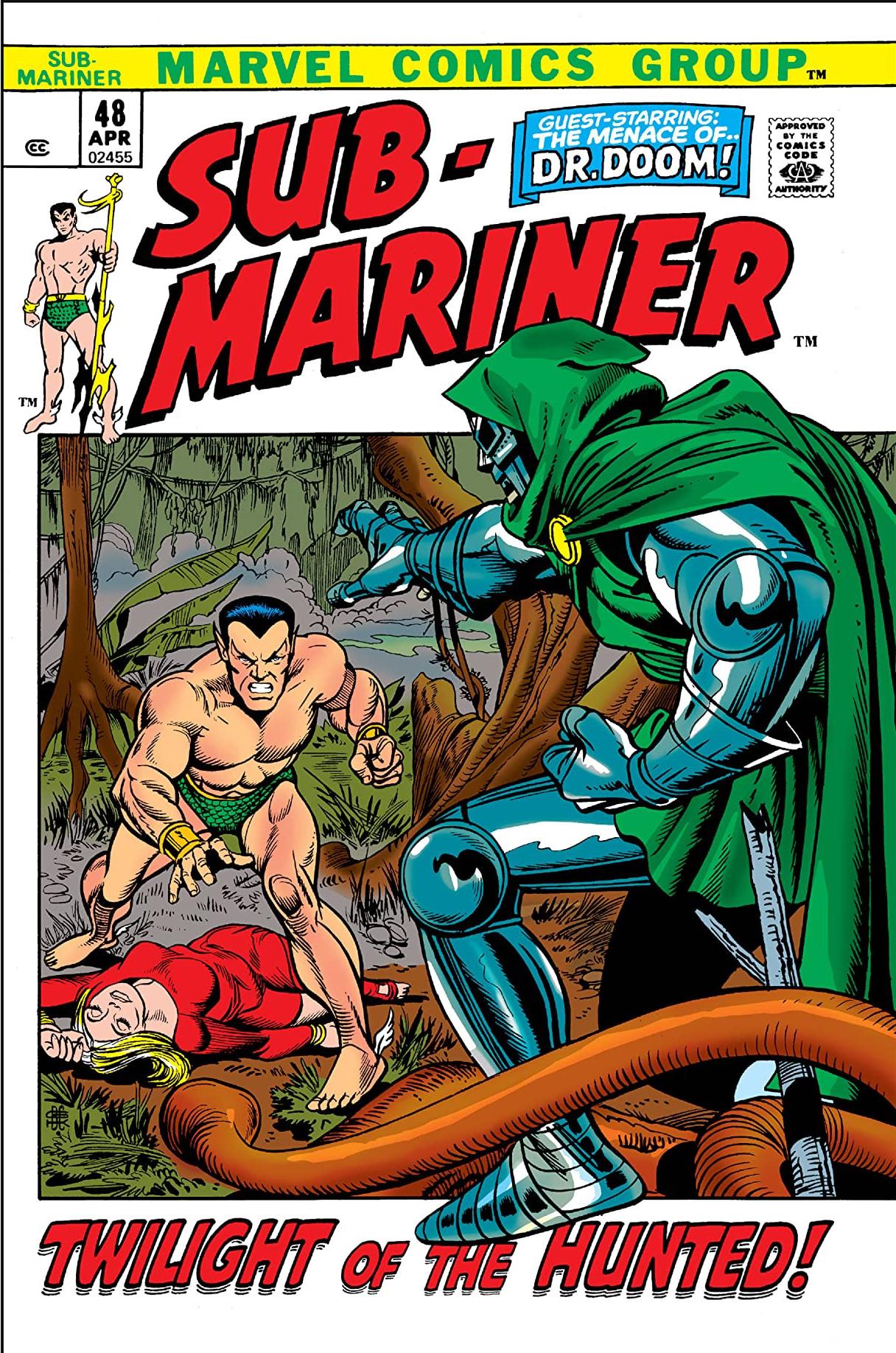 Sub-Mariner Vol 1 48