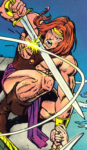 Thongor (Earth-616)