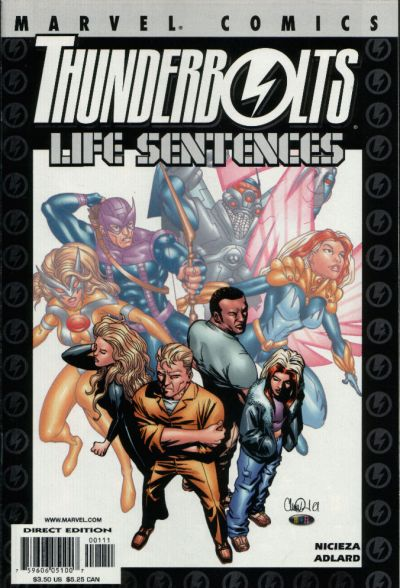 Thunderbolts: Life Sentences Vol 1 1