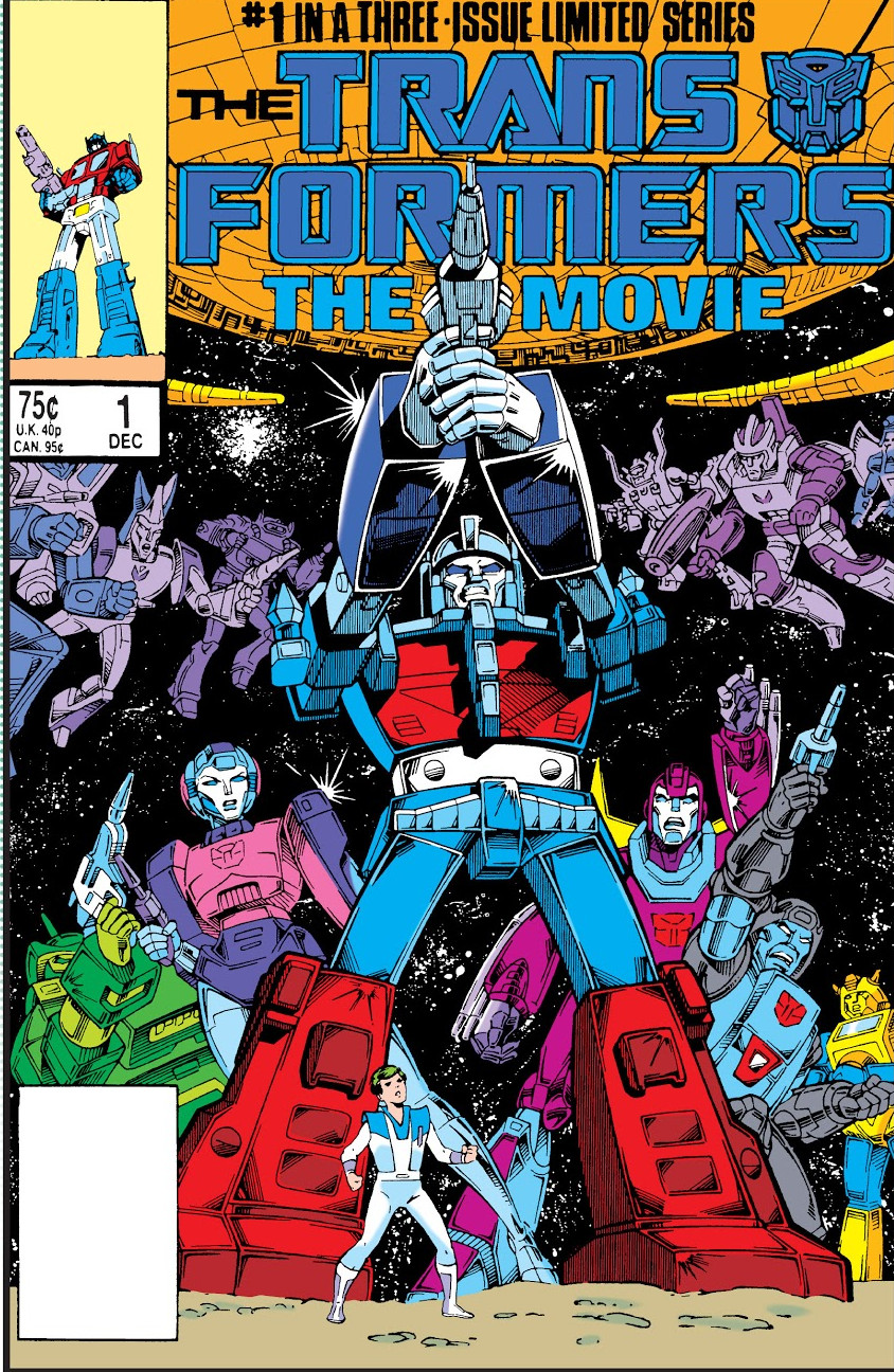Transformers: The Movie Vol 1 1