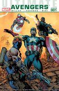 Ultimate Comics Avengers Vol 1 1