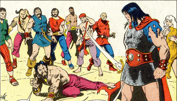 Western Corsairs (Earth-616) from Conan the Barbarian Vol 1 186 001.png