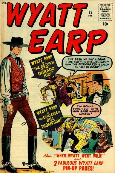 Wyatt Earp Vol 1 27