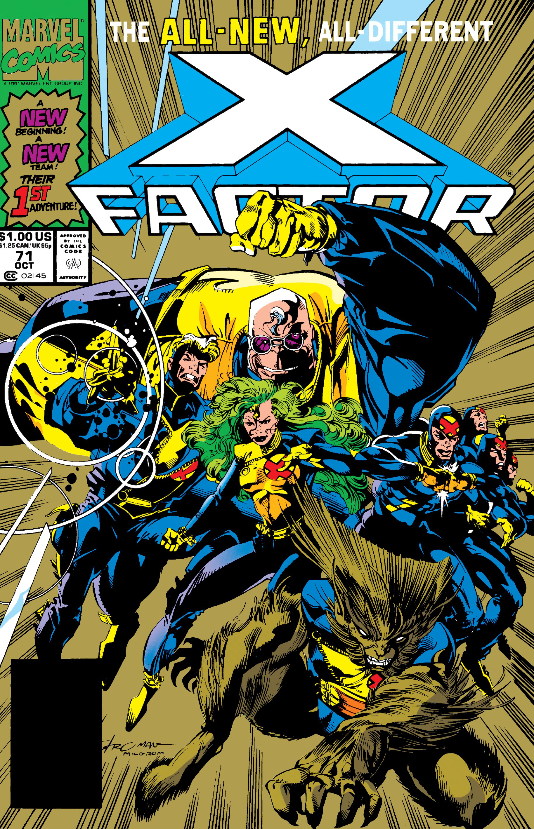 X-Factor Vol 1 71 2nd Printing Variant.jpg
