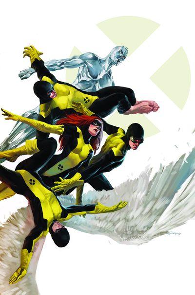 X-Men First Class Magazine Vol 1