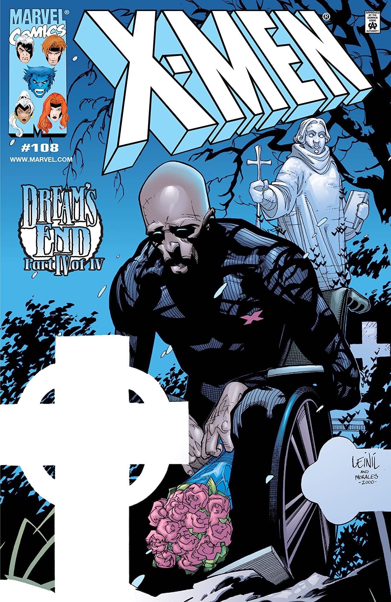 X-Men Vol 2 108