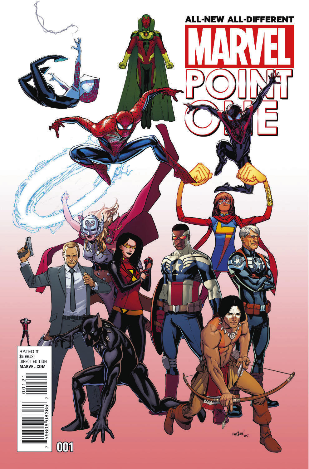 All-New, All-Different Marvel Point One Vol 1 1 Marquez Variant A.jpg
