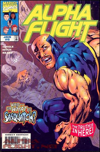 Alpha Flight Vol 2 6